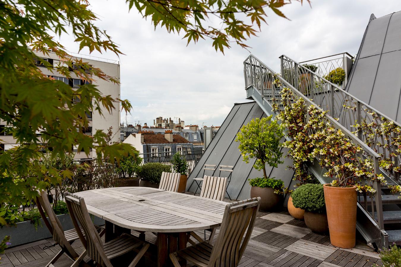 Table Pour Balcon Étroit jardin, terrasse ou balcon : le nouveau lieu de vie - garden fab